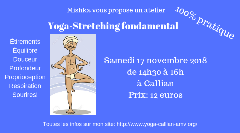 Yoga stretching fondamental 1 1